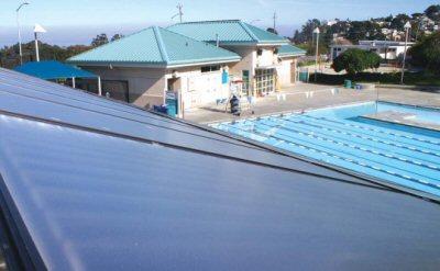 Msm electric for Chauffe piscine solaire prix